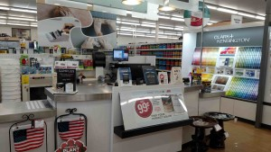 Soda Springs Ace Hardware interior